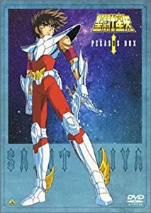 聖闘士星矢 DVD-BOX 1 ペガサスBOX 古谷徹 新品 マルチレンズクリーナー付き