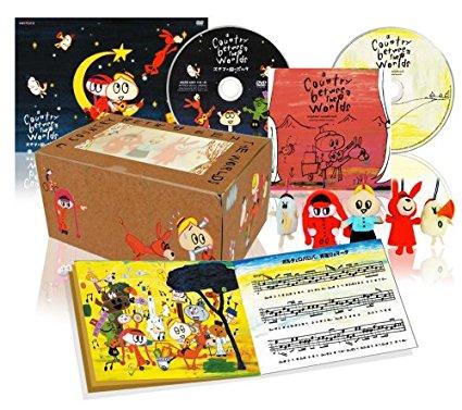 スキマの国のポルタ BOX [DVD] マルチレンズクリーナー付 新品