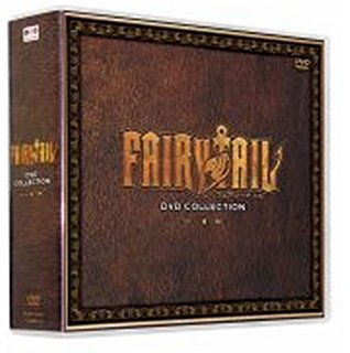 FAIRY TAIL DVD COLLECTION 新品