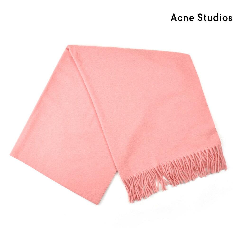 アクネストゥディオズ Acne Studios 273124-418000 ストール スカーフ マフラー レディース ペール ピンク STALL PALE PINK【送料無料】