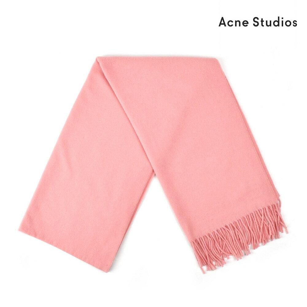 アクネストゥディオズ Acne Studios 27n153-418000 ストール スカーフ マフラー レディース ペール ピンク  STALL PALE PINK 【送料無料】