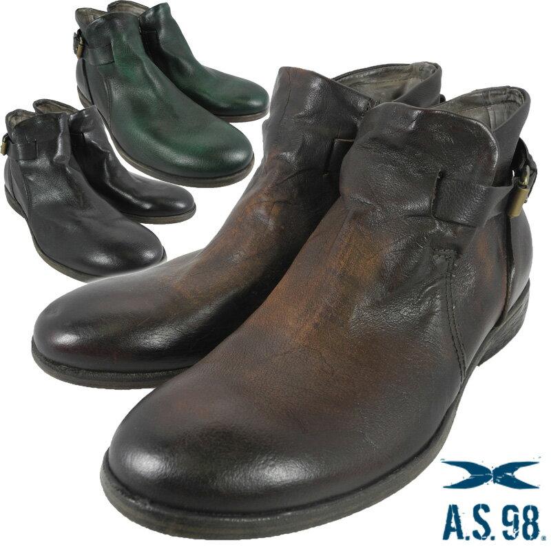 エアステップ AIRSTEP 330204 SHORT BOOTS 3 COLOR 【送料無料】