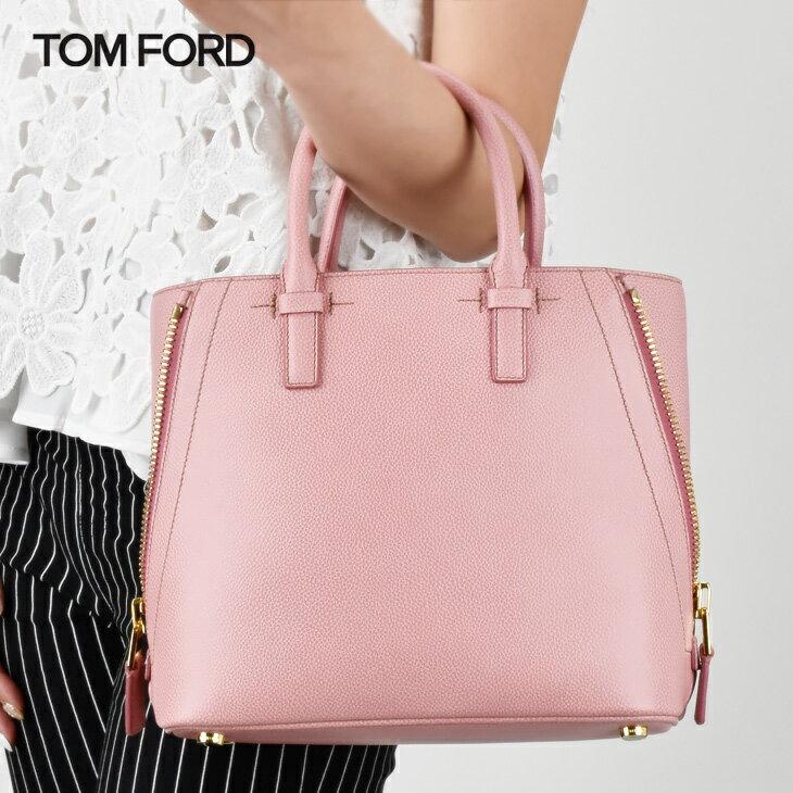 トムフォード TOM FORD レザー スモール トートバッグ ピンク l0664t venwdr レディース/バッグ/BAG【送料無料】【SSTF】
