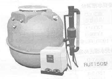 ##テラル ポンプ【RUT15G-25THP5-255S】家庭用ポンプ 雨水利用装置 50Hz 単相100V