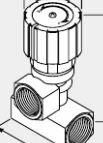 ♪ノーリツ 石油給湯器 部材【R-2(3/4B)】自動ミキシング装置