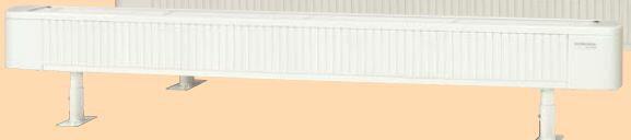 ##コロナ パネルコンベクター【UP-1619L-W】床置形仕様(旧品番UP-1619L)