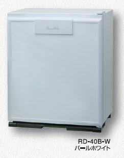 ###ω三菱【RD-40B-LW】41Lペルチェ式電子冷蔵庫(左開き)パールホワイト/業務用