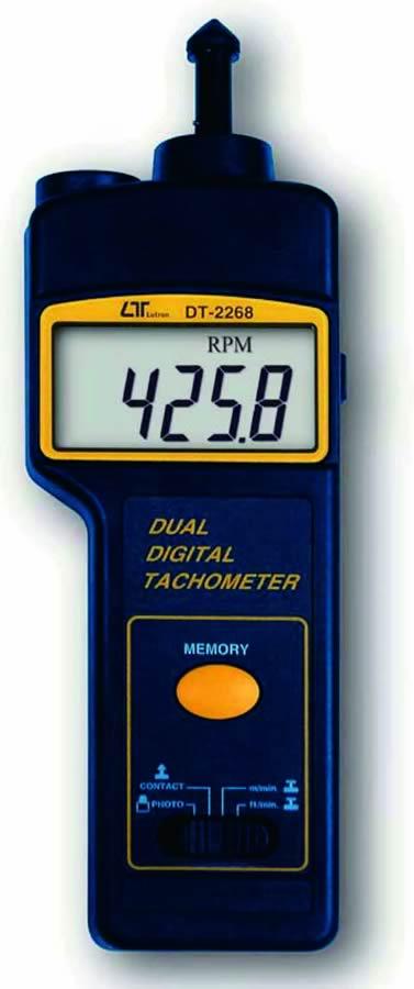 ###ωマザーツール【DT-2268】デジタル回転計