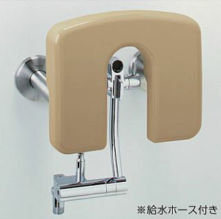 TOTO バリアフリー器具【EWCS801R】パウチ・しびん洗浄水栓付背もたれ(ハードタイプ) (旧品番 EWCS801)