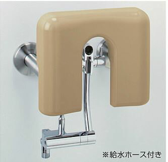 TOTO バリアフリー器具【EWCS811R】パウチ・しびん洗浄水栓付背もたれ(ソフトタイプ) (旧品番 EWCS811)