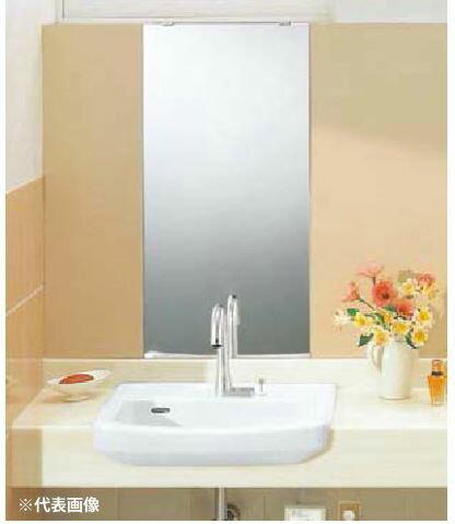 ###INAX 洗面器セット【L-2149APR】はめ込み大形洗面器(オーバーカウンター式) 手動スイッチ付自動水栓 AM-211TCV1 壁給水・壁排水(Pトラップ)