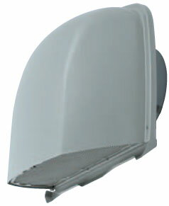 『カード対応OK!』メルコエアテック 換気扇【AT-200FNSK6-BL3M】深型フード(ワイド水切タイプ)BL品 防火ダンパー付 網