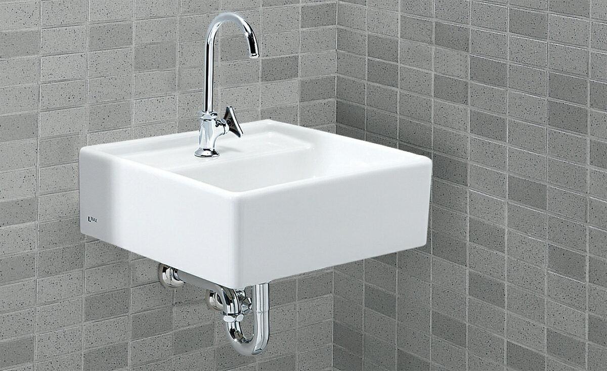 ∬∬INAX ユーティリティ【S-531ANC】コンパクトシンク 壁排水(Pトラップ)セット