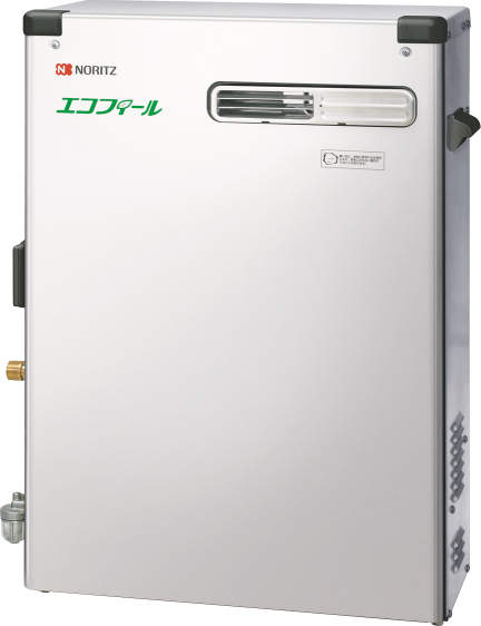 『カード対応OK!』ノーリツ 石油給湯器【OQB-C4704YS-RC】エコフィール 直圧式給湯専用 (リモコン同梱)