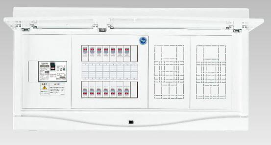 『カード対応OK!』●β東芝 電設資材【TFNCB3E7-164D】扉付・基本タイプ 付属機器取付スペース×2付(主幹75A)