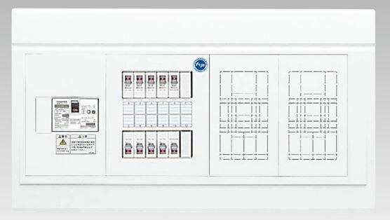 『カード対応OK!』●β東芝 電設資材【TFNPB3E6-222D】扉なし・基本タイプ 付属機器取付スペース×2付(主幹60A)