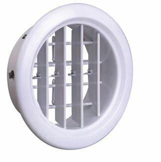 西邦工業/SEIHO【NR16】空調用吹出口 アルミニウム製レジスターノズル φ400