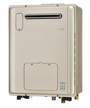 リンナイ ガス給湯暖房用熱源機【RVD-E2405AW2-3(A)】屋外壁掛型 フルオート エコジョーズ 2-3床暖房3系統熱動弁内臓 24号