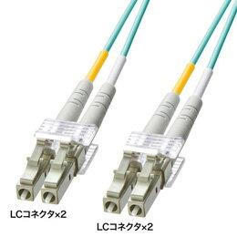 ☆サンワサプライ OM3光ファイバケーブル HKB-OM3LCLC-05L