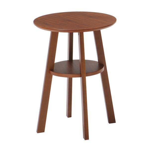 ◇あずま工芸 サイドテーブル 幅40×高さ55cm SST-220※他の商品と同梱不可