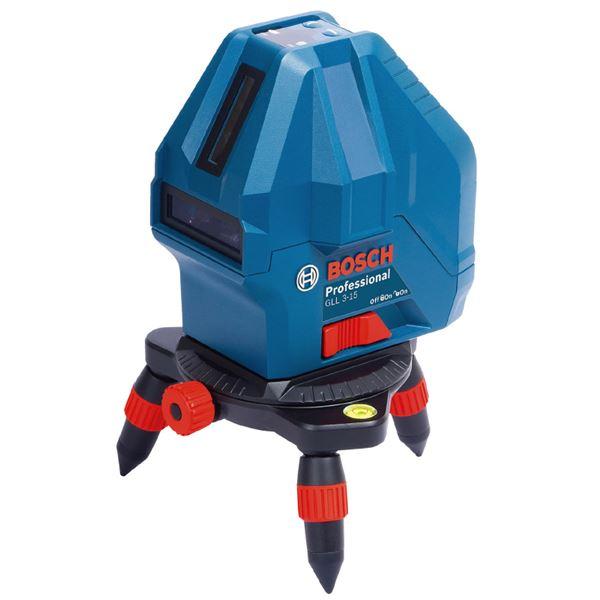 ◇BOSCH(ボッシュ) GLL3-15 レーザー墨出し器※他の商品と同梱不可