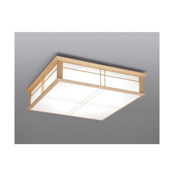 ◇日立 和風木枠シーリングライト~8畳 LEC-CH800CJ※他の商品と同梱不可