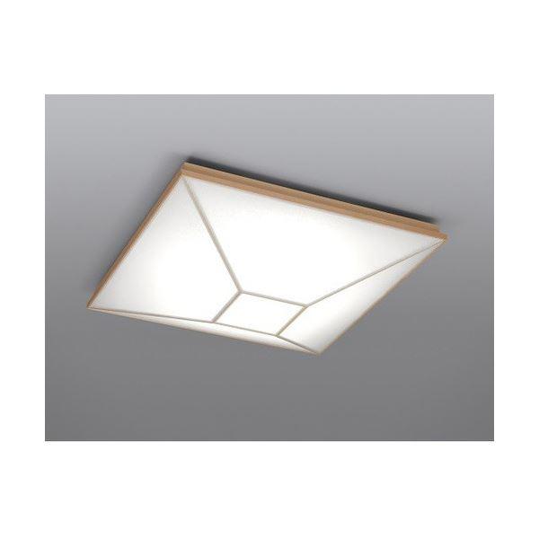 ◇日立 和風木枠シーリングライト~8畳 LEC-CH802CJ※他の商品と同梱不可