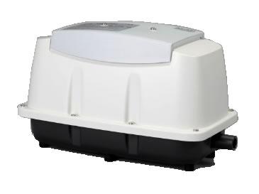 工進 コーシン ブロアポンプ(浄化槽用エアーポンプ) 吐出空気量100L/分  AK-100
