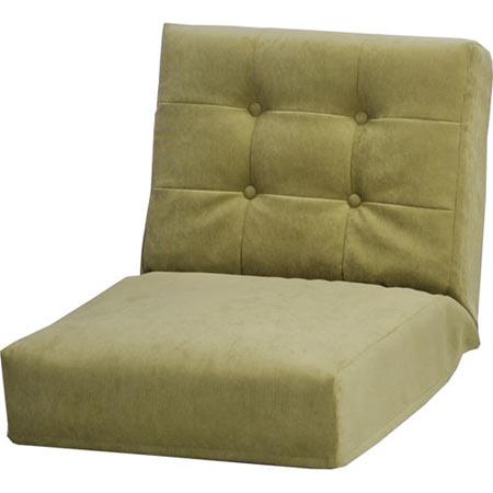 リクライニング座椅子 レーヌ S シングル オリーブグリーン ★ 1人掛け 一人掛け 1人用 一人用 1P リクライニング 座椅子 座イス 座いす チェアー チェア reine-s-gr 送料無料