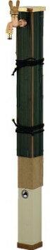 装飾水栓柱(青竹) 【624-054】【RCP】水道材料 カクダイ