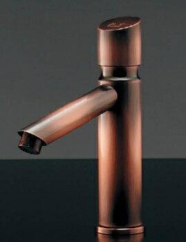 自閉立水栓//ブロンズ 【716-315-13】【RCP】水道材料 カクダイ