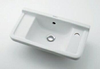 壁掛手洗器 【#DU-0751500008】【RCP】カクダイ
