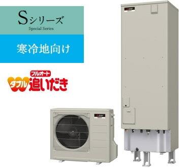 �SRT-SK462D-BS】 三� エコキュート 460L 角型 Sシリーズ フルオートW追��� 寒冷地�� �塩害仕様 (主�4~5人用) [貯湯ユニット:SRT-STK462D-BS�ヒート�ンプユニット:SRT-MUK602-S-BS] [�期約3ヶ月]