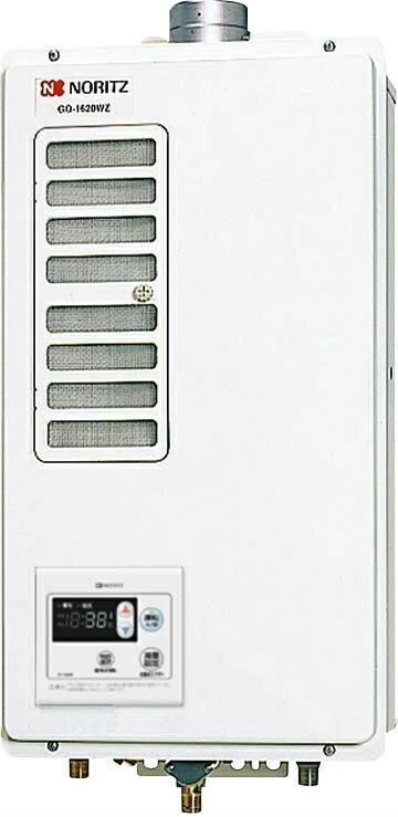 ノーリツ ガス給湯器 【GQ-1620WZD-F-2】 16~2.5号 [新品]【RCP】