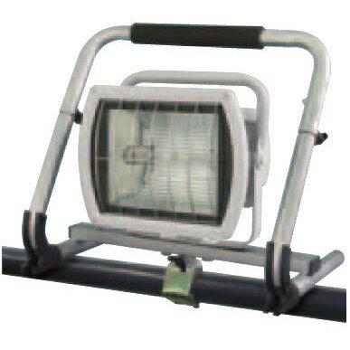 日動工業:瞬間再点灯メタルハライドライト150W(屋外型)[短管クランプ仕�]MHN-150MC-S