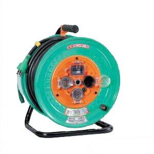 日動工業:防雨・防塵ドラム 標準型 30m NW-EB33PN