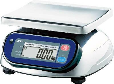 A&D 防塵防水デジタルはかり(検定付・2区)(1台) SK1000IWPA2  4548817