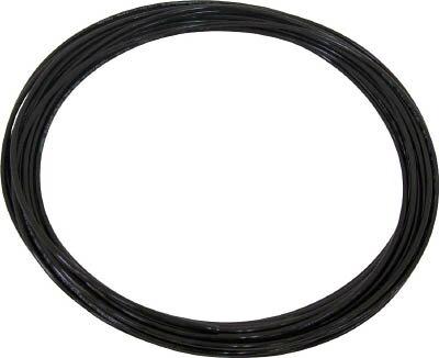 チヨダ TEタッチチューブ BK(黒)16mm/100m 黒(1個) TE16100BK  4855752