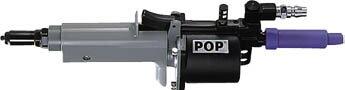 POP リベッター空油圧式(縦型ツール) POWERLINK1500I(1台) PL1500I  2170990