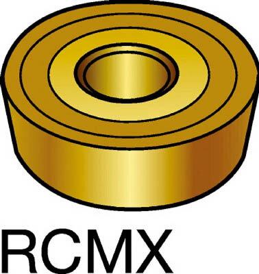 サンドビック T-Max P 旋削用ポジ・チップ 4235(10個) RCMX250700 3393852