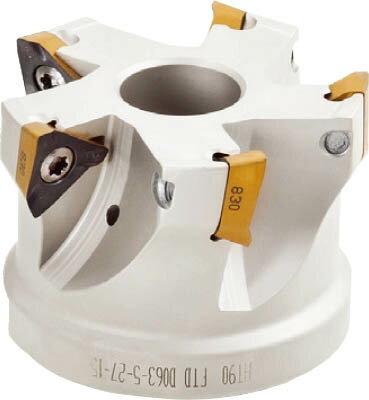 イスカル ヘリIQミル フェースミル ホルダー(1本) HM390FTDD080725.415  6209459