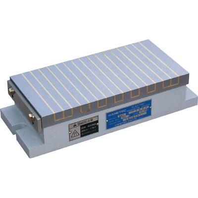 カネテック 角型電磁チャック(1台) KET1530F 4522117