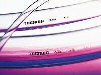 十川産業:透明ビニール管 75X86X30m TV-75x86