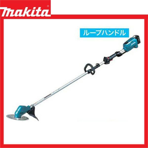マキタ:充電式草刈機 MUR182LDRF