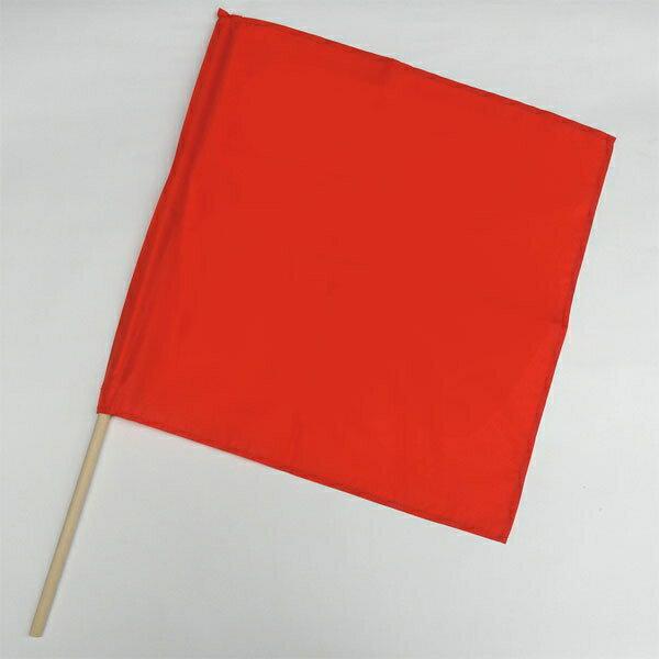 MIZUKEI(ミズケイ):[入数:250本]手旗(赤旗)+棒セット 8013701-250