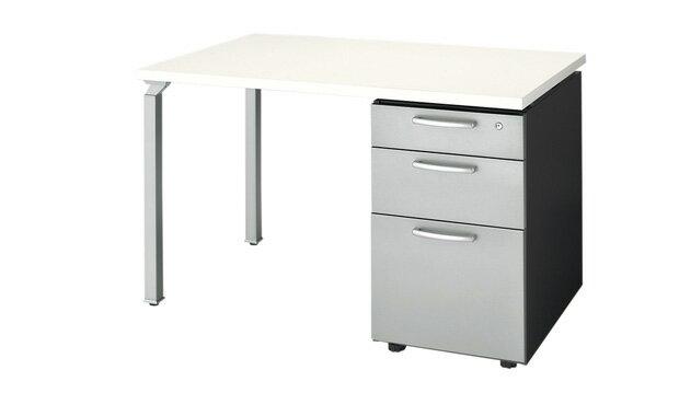 ナイキ:事務用デスク WAKEテーブルシステム WK117B-SVH