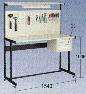 OS(大阪製罐):ラインテーブル 移動型 N型 LTH152NC