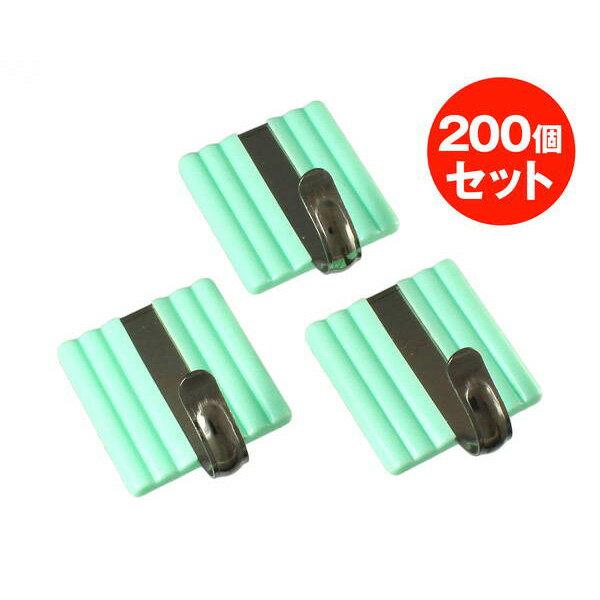 大一鋼業:スッポンフック カク 200個 グリーン s11g200
