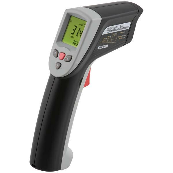 共立電気計器:放射温度計 KEW5515