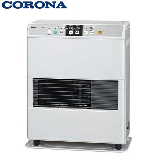 【後払い不可】コロナ:FF式石油暖房機(温風型) FF-VG3515Y(W)